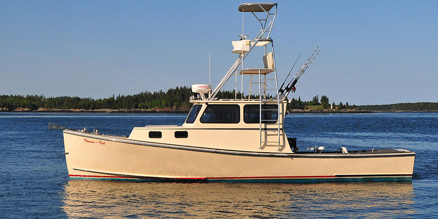 Boats for Sale at SW Boatworks in Lamoine Maine: 33 Young