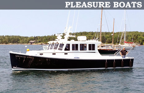 Custom Built Pleasure Boats from SW Boatworks