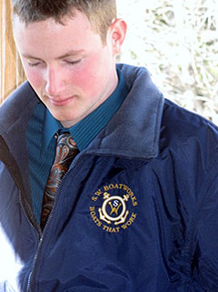 SW Boatworks Jacket