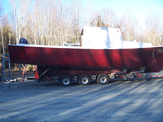 Previous Construction from SW Boatworks Commercial Boats in